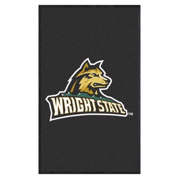 Picture of Wright State 3X5 High-Traffic Mat with Durable Rubber Backing