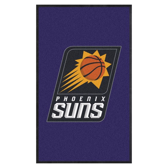 Picture of Phoenix Suns 3X5 High-Traffic Mat with Durable Rubber Backing