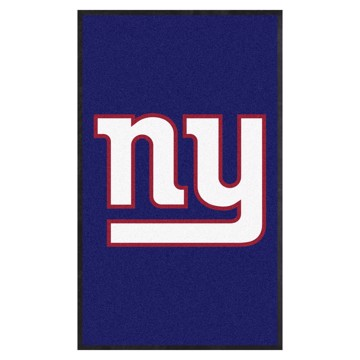 Picture of New York Giants 3X5 High-Traffic Mat with Durable Rubber Backing