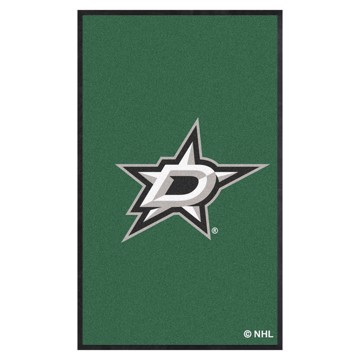 Picture of Dallas Stars 3X5 High-Traffic Mat with Durable Rubber Backing