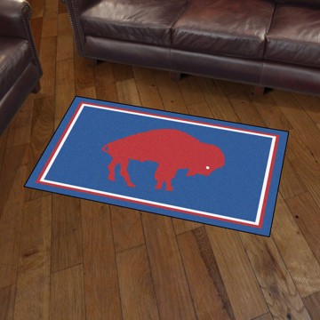Picture of Buffalo Bills 3x5 Rug - Vintage