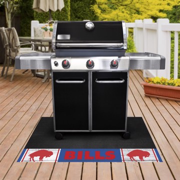 Picture of Buffalo Bills Grill Mat - Vintage