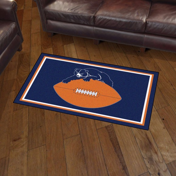Picture of Chicago Bears 3x5 Rug - Vintage