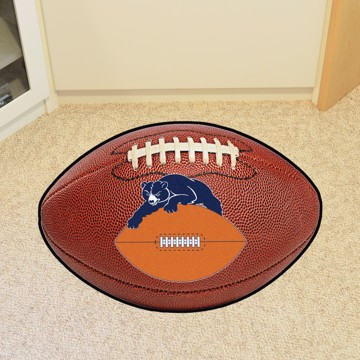 Picture of Chicago Bears Football Mat - Vintage
