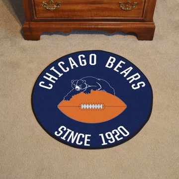 Picture of Chicago Bears Roundel Mat - Vintage