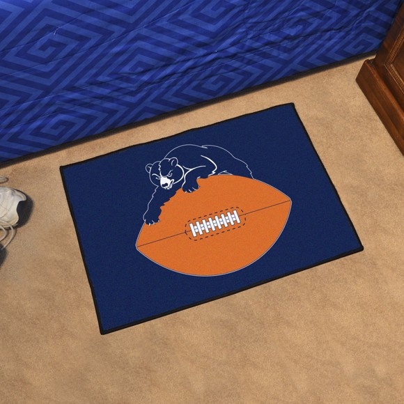 Picture of Chicago Bears Starter Mat - Vintage