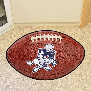 Picture of Dallas Cowboys Football Mat - Vintage