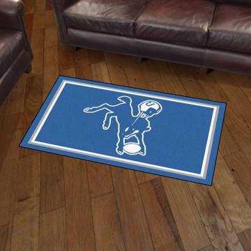 Picture of Indianapolis Colts 3x5 Rug - Vintage