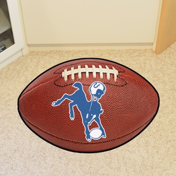 Picture of Indianapolis Colts Football Mat - Vintage