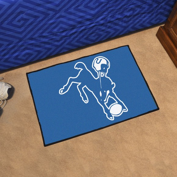 Picture of Indianapolis Colts Starter Mat - Vintage