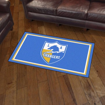 Picture of Los Angeles Chargers 3x5 Rug - Vintage