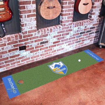 Picture of Los Angeles Chargers Putting Green Mat - Vintage