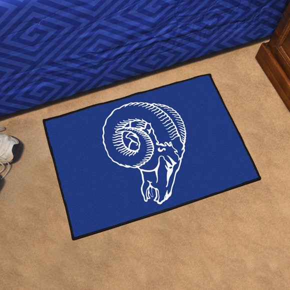 Picture of Los Angeles Rams Starter Mat - Vintage
