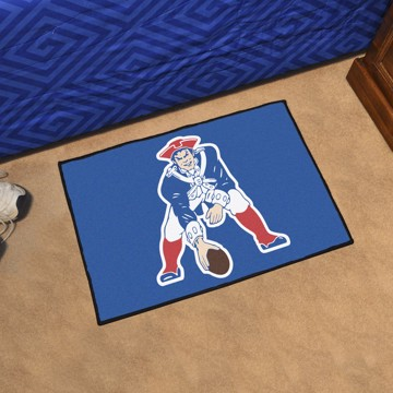 Picture of New England Patriots Starter Mat - Vintage