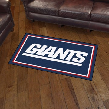 Picture of New York Giants 3x5 Rug - Vintage