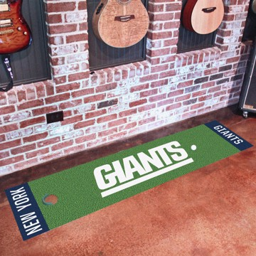 Picture of New York Giants Putting Green Mat - Vintage