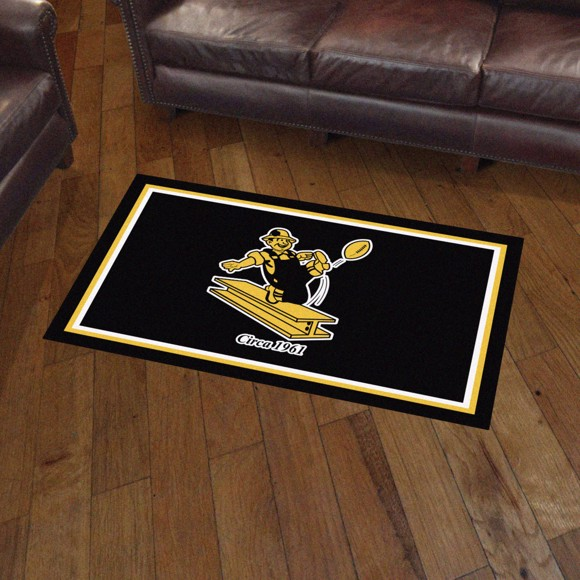 Picture of Pittsburgh Steelers 3x5 Rug - Vintage