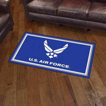 Picture of U.S. Air Force 3'x5' Plush Rug