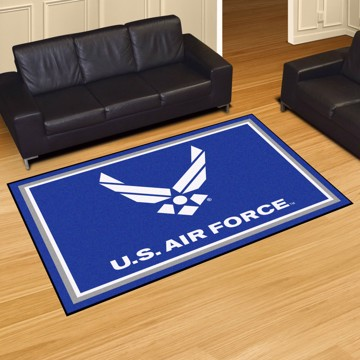 Picture of U.S. Air Force 5'x8' Plush Rug