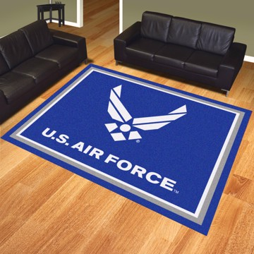 Picture of U.S. Air Force 8'x10' Plush Rug