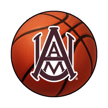 Picture of Alabama A&M Basketball Mat
