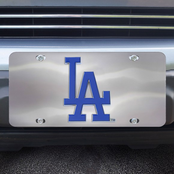 Picture of Los Angeles Dodgers Diecast License Plate