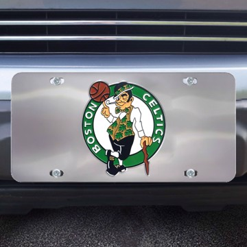 Picture of Boston Celtics Diecast License Plate