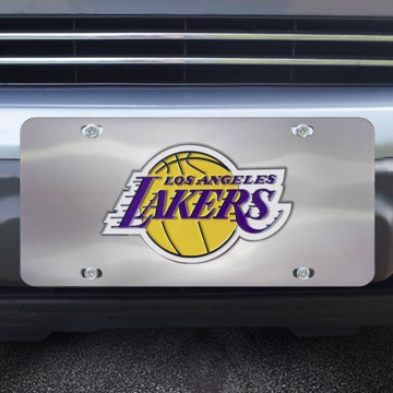 Picture of Los Angeles Lakers Diecast License Plate
