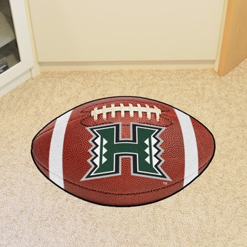 Picture of Hawaii Football Mat