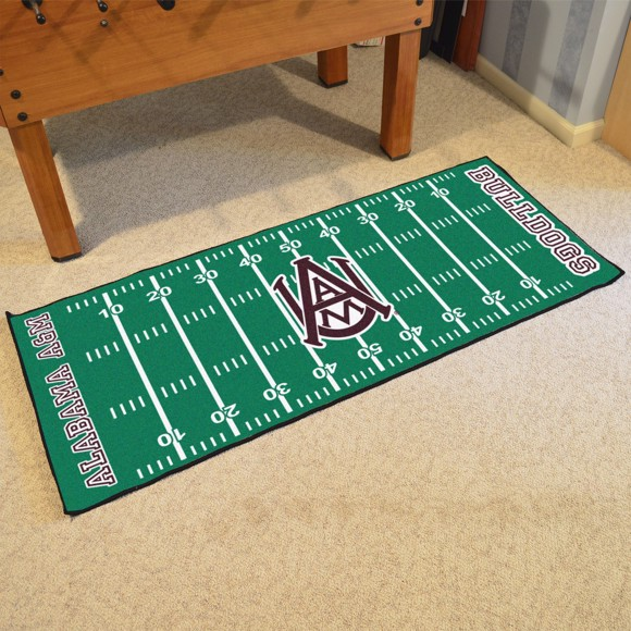 Picture of Alabama A&M Football Field Runner