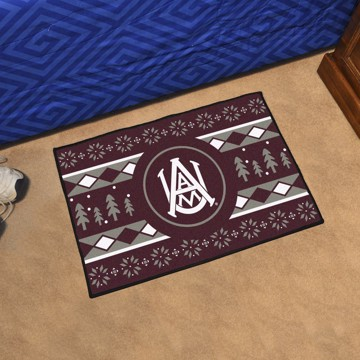 Picture of Alabama A&M Holiday Sweater Starter Mat