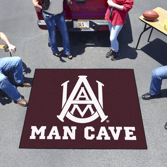 Picture of Alabama A&M Man Cave Tailgater