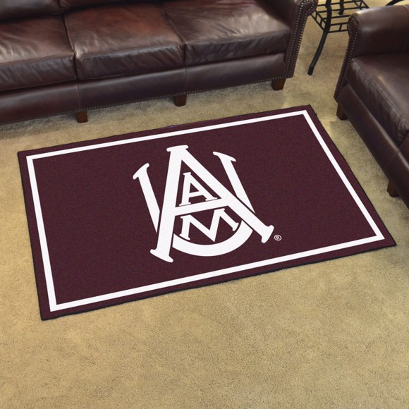 Picture of Alabama A&M 4x6 Rug