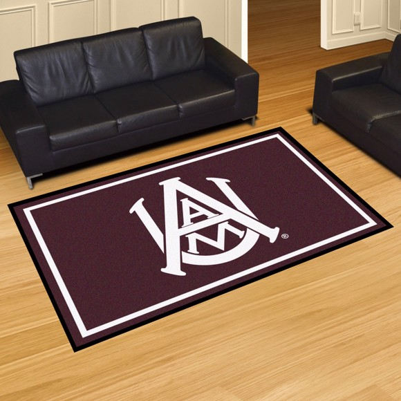 Picture of Alabama A&M 5x8 Rug