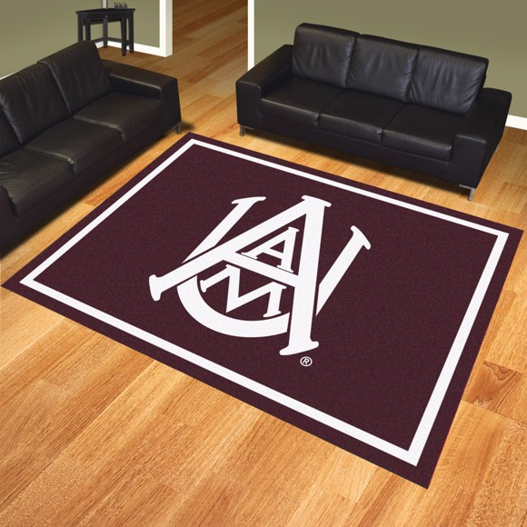Picture of Alabama A&M 8x10 Rug