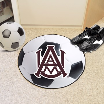 Picture of Alabama A&M Soccer Ball Mat