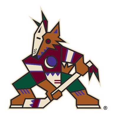 Picture for category Arizona Coyotes