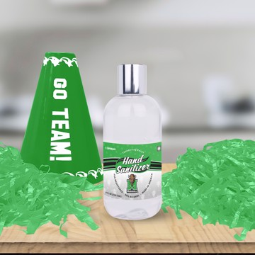 Picture of Marshall 8 oz. Hand Sanitizer with Flip Cap - 4 PACK