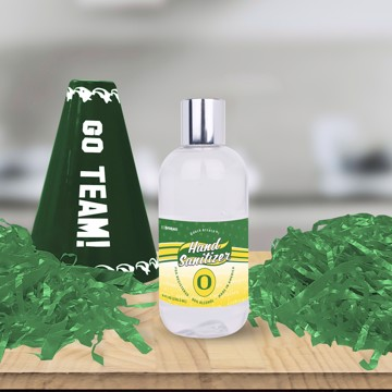 Picture of Oregon 8 oz. Hand Sanitizer with Flip Cap - 4 PACK
