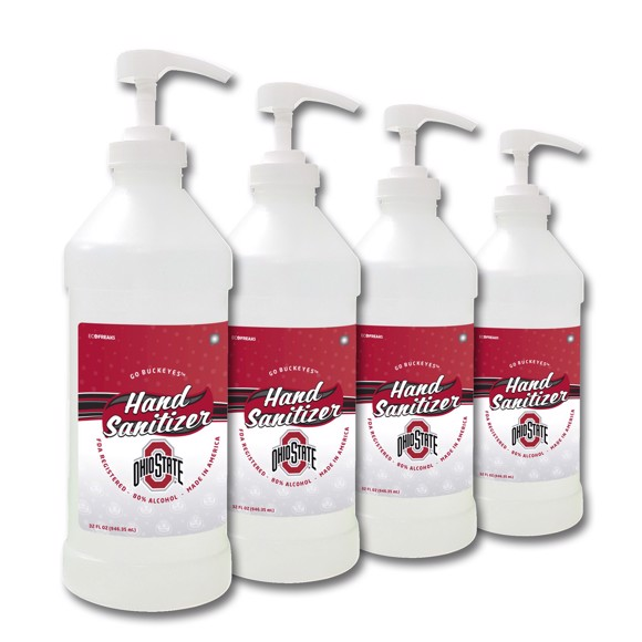 Picture of Ohio State Buckeyes 32 oz. Hand Sanitizer