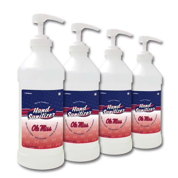 Picture of Ole Miss 32 oz. Hand Sanitizer