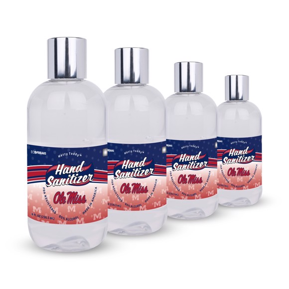 Picture of Ole Miss 8 oz. Hand Sanitizer