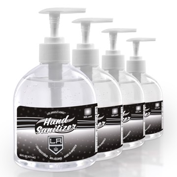 Picture of Los Angeles Kings 16 oz. Hand Sanitizer