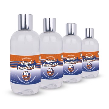 Picture of New York Islanders 8 oz. Hand Sanitizer
