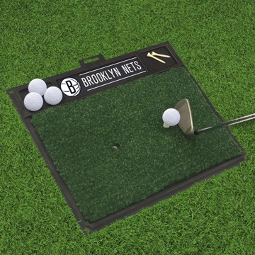 Picture of Brooklyn Nets Golf Hitting Mat
