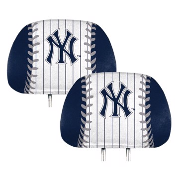 Picture of MLB - New York Yankees Printed Headrest Cover