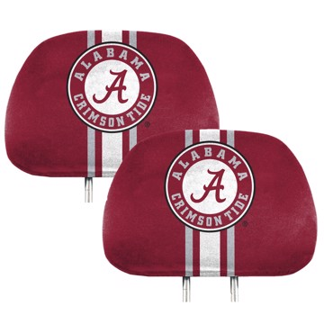 Picture of Alabama Printed Headrest Cover
