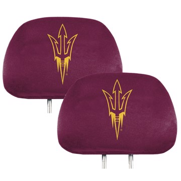 Picture of Arizona State Printed Headrest Cover