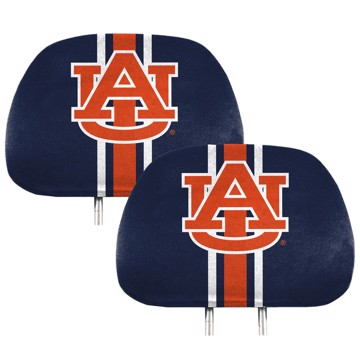 Picture of Auburn Printed Headrest Cover