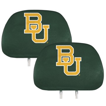Picture of Baylor Printed Headrest Cover